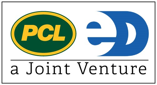 Organization logo of PCL/ED, a Joint Venture